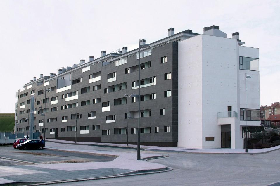 Los pisos nuevos suben un 3,7% en Vitoria en un año, el mayor incremento de Euskadi