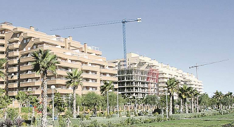 España tiene 2,3 millones de pisos no disponibles para venta o alquiler